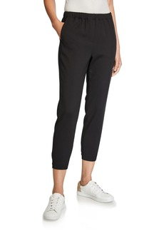 Vince Pull-On Cropped Pants