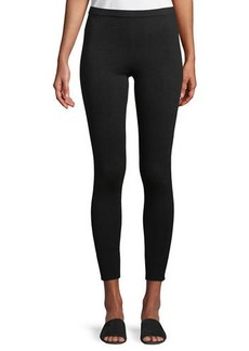 Vince Pull-On Ponte Leggings