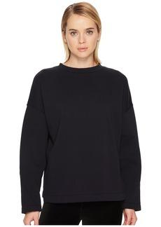 Vince Pullover Cotton Sweatshirt