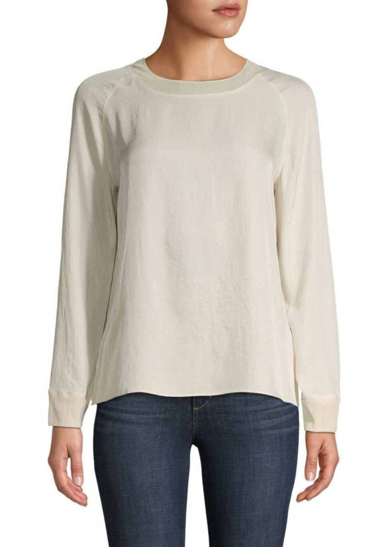 Vince Raglan-Sleeve Top