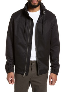 Vince Regular Fit Hooded Jacket