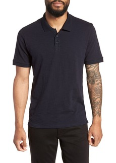 Vince Regular Fit Slub Polo