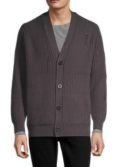 Vince Regular-Fit Wool & Cashmere Cardigan