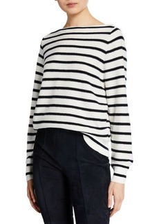 Vince Relax-Fit Raglan-Sleeve Blouse