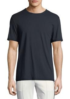 Vince Reverse-Hem Jersey T-Shirt