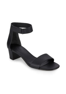 Vince Rita Leather Ankle Strap Sandals