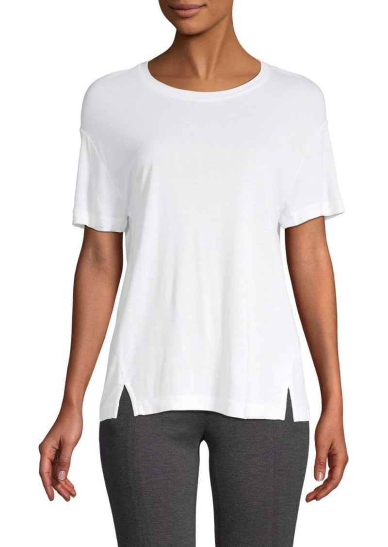 Vince Roundneck High-Low Tee
