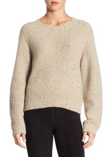 Vince Saddle Cashmere Sweater
