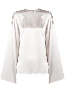 Vince satin blouse