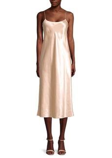 Vince Scoopneck Slip Dress