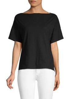 Vince Short Kimono Sleeve Top