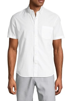 Vince Short-Sleeve Button-Down Shirt