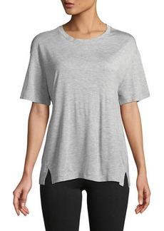 Short-Sleeve Drapey Tee