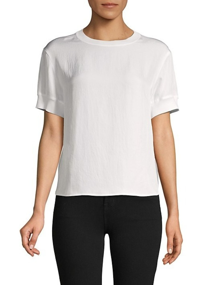 Vince Short-Sleeve Top