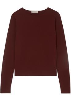 Vince Shrunken Knitted Sweater