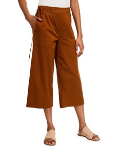 Vince Side-Tie Culottes