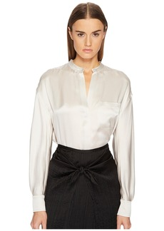 Vince Single Pocket Blouse