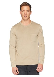 Vince Single Pocket Crew Neck