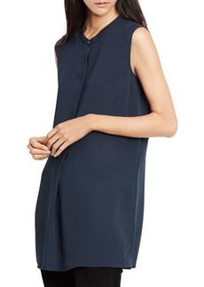 Vince Sleeveless Split-Side Tunic