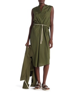 Vince Sleeveless Utility Dress