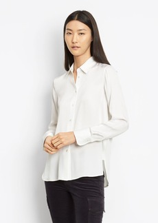 Vince Slim Fit Blouse