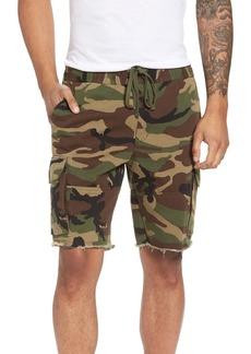 Vince Slim Fit Cargo Shorts