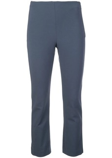 Vince slim-fit cropped trousers