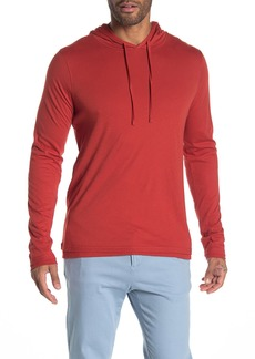 Vince Slim Fit Double Layer Hoodie