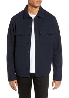 Vince Slim Fit Shirt Jacket