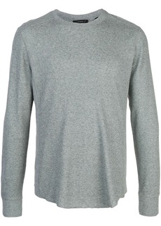 Vince slim-fit sweatshirt