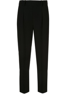 Vince slim-fit tailored trousers