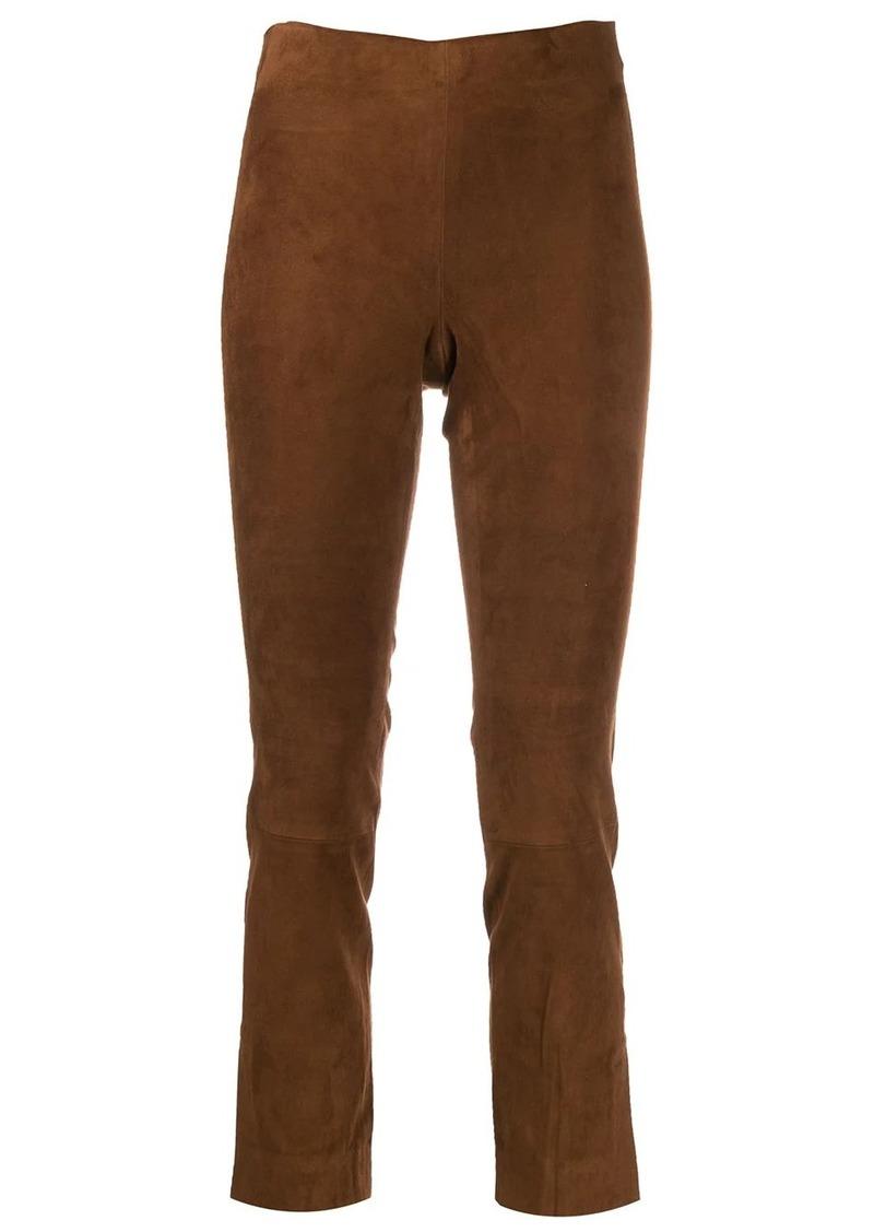 Vince slim-fit trousers