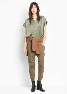 Slouch Military Pant