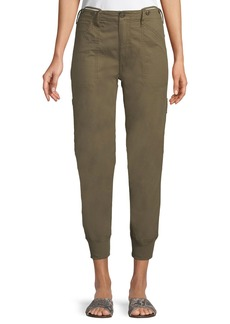 Vince Slouchy Military Utility Pants