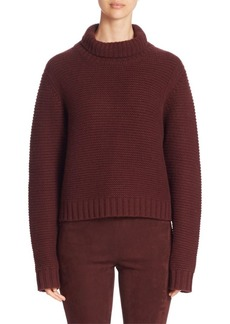 Vince Solid Long Sleeve Sweater