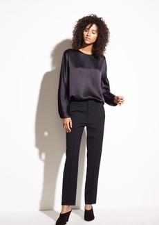 Stitch Front Strapping Pant