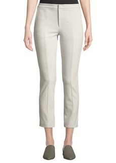 Vince Stove Pipe Stretch Trousers