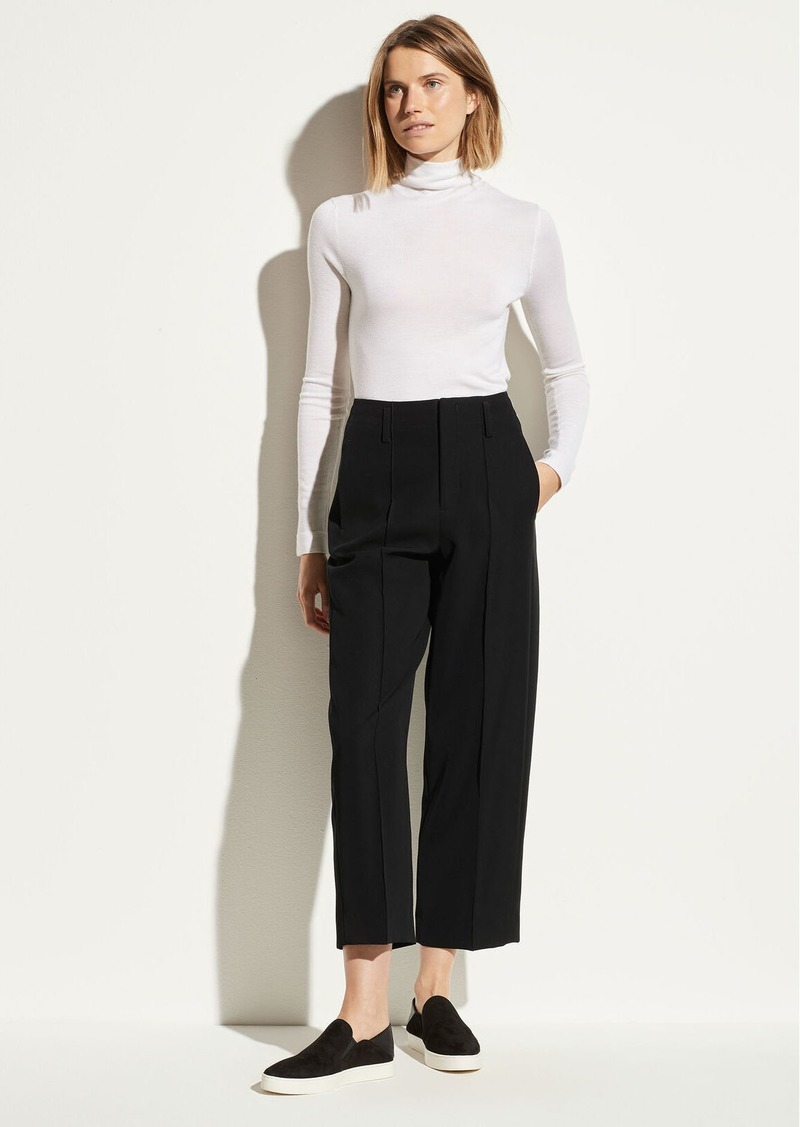 Vince Straight Cropped Pant