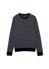 Vince Stripe Crewneck Sweater - XL - Also in: L, M, S
