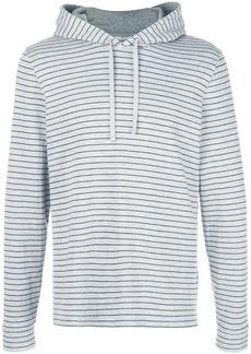 Vince striped hoodie