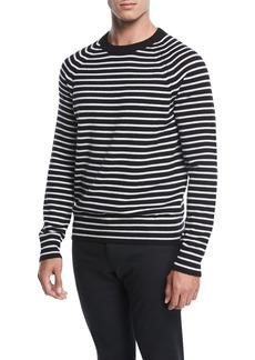 Vince Striped Wool Sweater