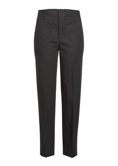 Vince Tapered Cotton Pants