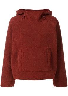Vince teddy sweatshirt