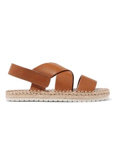 Vince Tenison Leather Espadrille Sandals