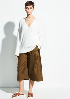 Vince Textured Cotton Tunic