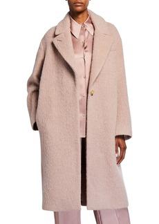 Vince Textured Wool Coat
