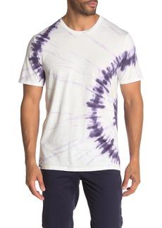 Vince Tie Dye Crew Neck T-Shirt