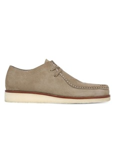 Vince Trent Suede Lace-Up Shoes