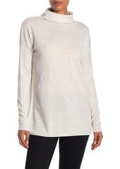 Vince Turtleneck Wool & Cashmere Blend Sweater