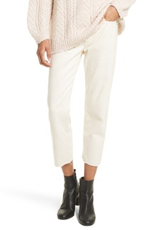 Vince Union Slouch Nonstretch Jeans (Natural Wash)